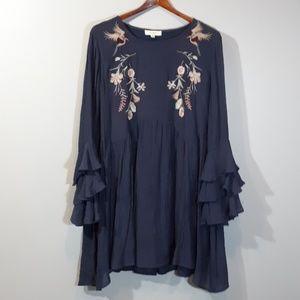 Umgee | Embroidered tunic
